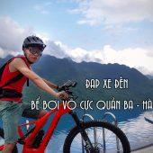 Đạp xe đến bể bơi vô cực Quản Bạ – Hà Giang | H'Mong Village