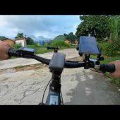 HIMO C26 | Đạp xe vòng quanh Quản Bạ