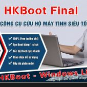 HKBoot Final – Windows Live USB