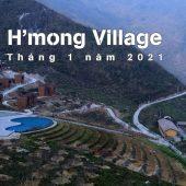 Chiêm ngưỡng những ngôi nhà bằng đất tuyệt đẹp tại H'mong Village