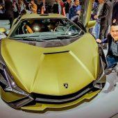 Sờ tận tay Lamborghini SIAN – Chi tiết thông tin bạn cần biết